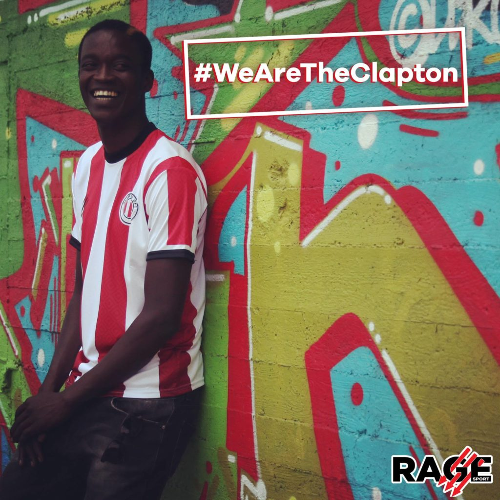 64f2ec5d622 The inside story of our 2018/19 home and away kits - Clapton ...